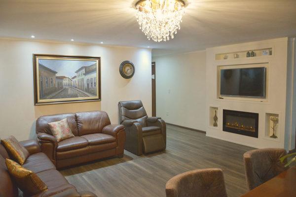 Sala de estar 2º andar